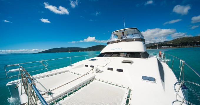 Perry Catamarans Perry 44.5 PC entre particuliers et professionnel à Airlie Beach