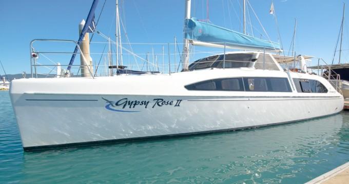 Location yacht à Airlie Beach - Seawind Catamarans Seawind 1160 sur SamBoat