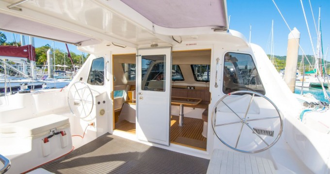 Location Catamaran Seawind Catamarans avec permis