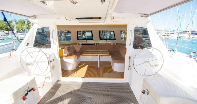 Location Catamaran à Airlie Beach - Seawind Catamarans Seawind 1160
