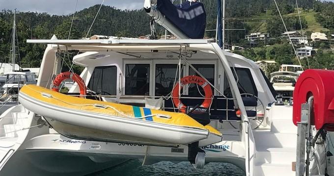 Seawind Catamarans Seawind 1250 entre particuliers et professionnel à Airlie Beach