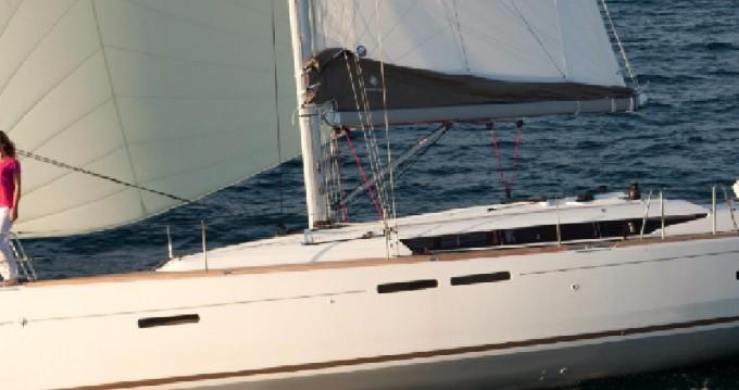 Louer Voilier avec ou sans skipper Jeanneau à Anse Marcel
