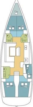 Louez un Jeanneau Sun Odyssey 509 à Nouméa