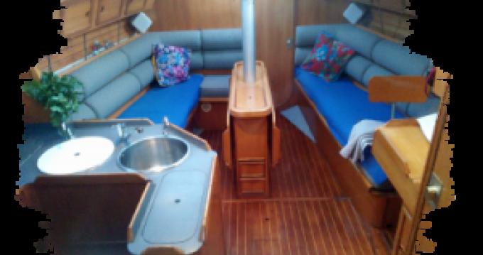 Location bateau Kirie Feeling 1090 à Trapani sur Samboat