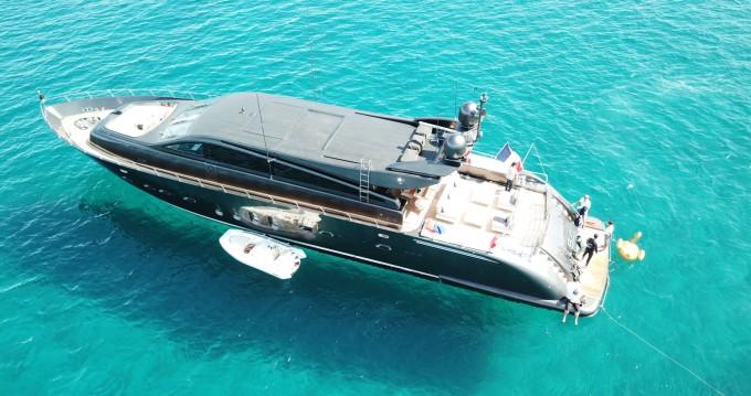 Location bateau Saint-Tropez pas cher Leopard 31