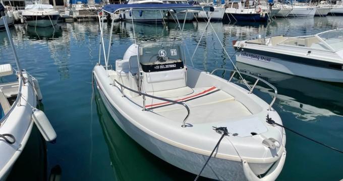 Location bateau Alghero pas cher Selva D 5.3