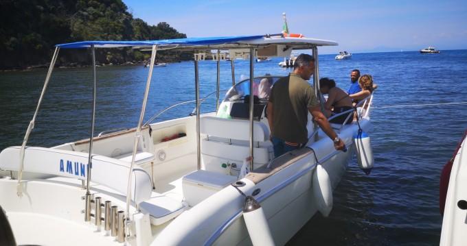 Location bateau Saver Saver 720 WA à Monte di Procida sur Samboat