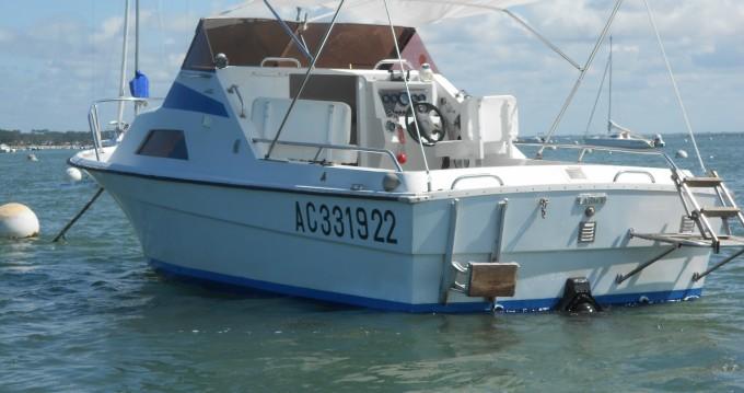 Location bateau Lège-Cap-Ferret pas cher Claridge
