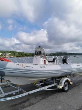 Location yacht à Brest - Zodiac Pro 550 Open sur SamBoat