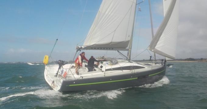 Louer Voilier avec ou sans skipper Rm à Lorient