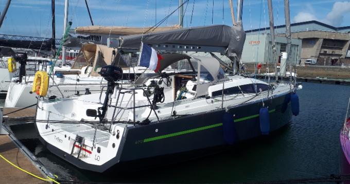 Voilier à louer à Lorient au meilleur prix
