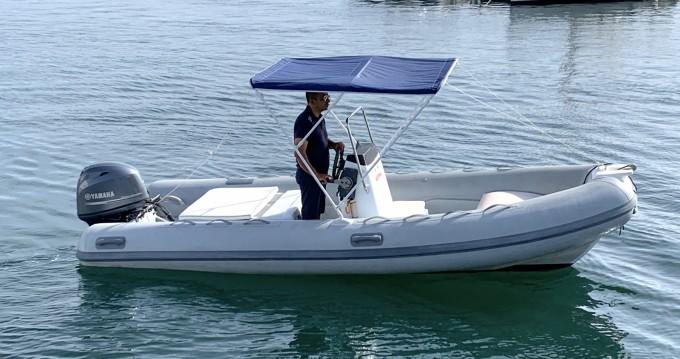 Location yacht à Arbatax - Gommonautica Gommonautica G48C sur SamBoat