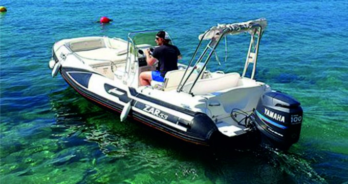 Location yacht à Palma de Majorque - Zar Zar 53 sur SamBoat