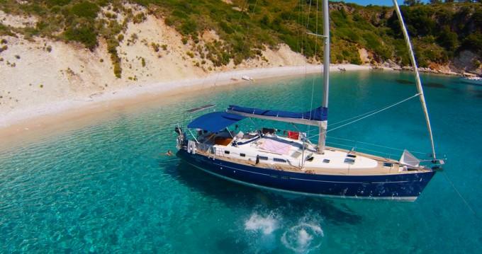 Louez un Bénéteau Oceanis 473 Clipper à Port de Lefkada
