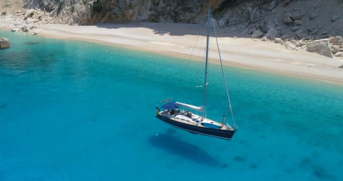 Location bateau Bénéteau Oceanis 473 Clipper à Port de Lefkada sur Samboat