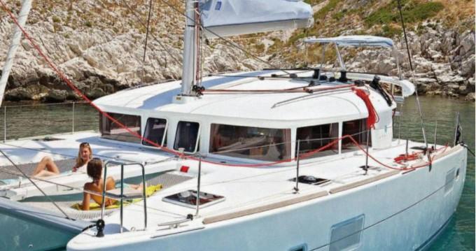 Location yacht à Lefkada (Île) - Lagoon Lagoon 400 sur SamBoat