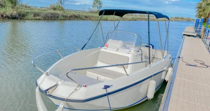 Location yacht à Palavas-les-Flots - Quicksilver Activ 555 Open sur SamBoat