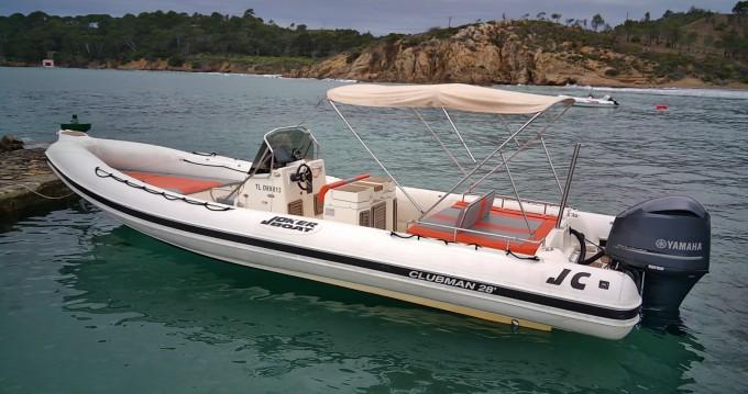 Joker Boat Clubman 28 entre particuliers et professionnel à Hyères