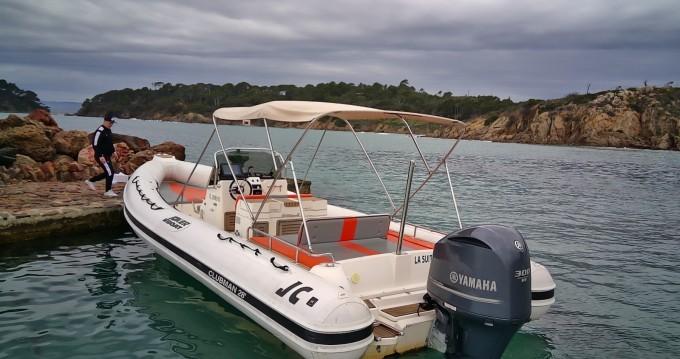 Location bateau Hyères pas cher Clubman 28