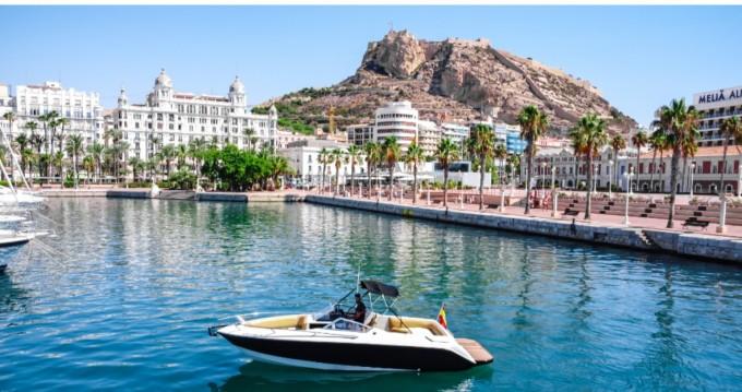 Location yacht à Alicante - Wellcraft OPEN sur SamBoat