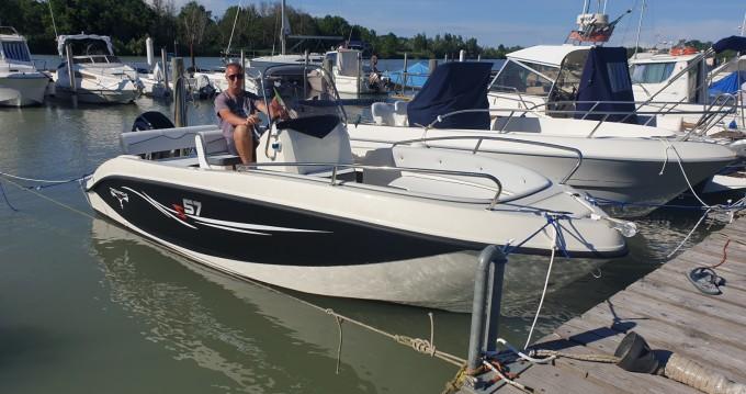 Location yacht à Rosolina Mare - TRIMARCHI 57 S sur SamBoat