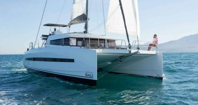 Louer Catamaran avec ou sans skipper Bali Catamarans à Pointe-à-Pitre