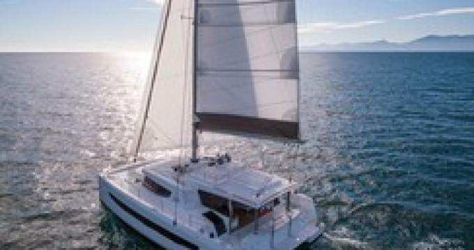 Location bateau Pointe-à-Pitre pas cher Bali 4.2