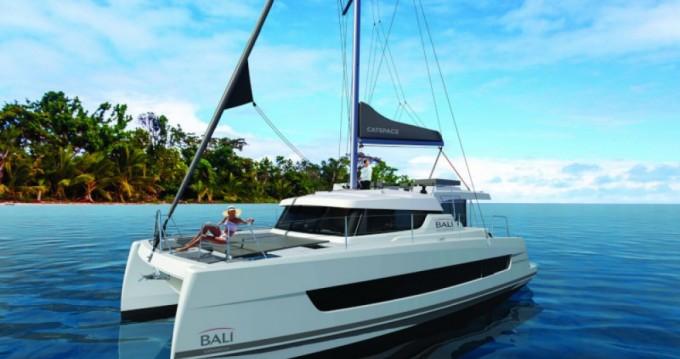 Location bateau Bali Catamarans Bali Catspace Voile à Pointe-à-Pitre sur Samboat