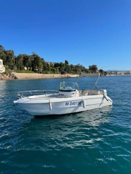 Location bateau Sea Ray Sea Ray 200 Sundeck à Cannes sur Samboat