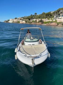 Louer Bateau à moteur avec ou sans skipper Sea Ray à Cannes