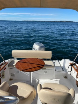 Sea Ray Sea Ray 200 Sundeck entre particuliers et professionnel à Cannes