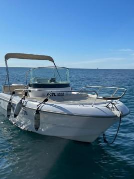 Location yacht à Cannes - Sea Ray Sea Ray 200 Sundeck sur SamBoat