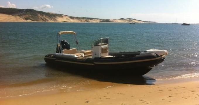Location yacht à Port d'Arcachon - Joker Boat Clubman 22 sur SamBoat