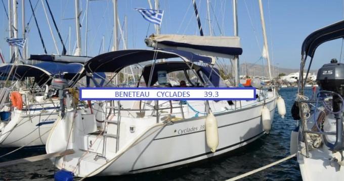 Location bateau Bénéteau Cyclades 39.3 à Heraklion Municipality sur Samboat