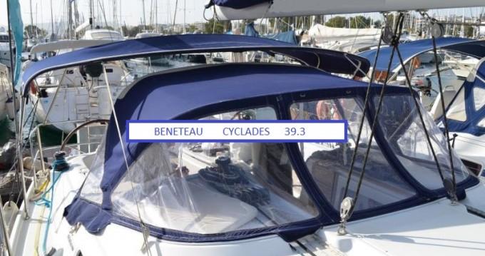 Louez un Bénéteau Cyclades 39.3 à Heraklion Municipality
