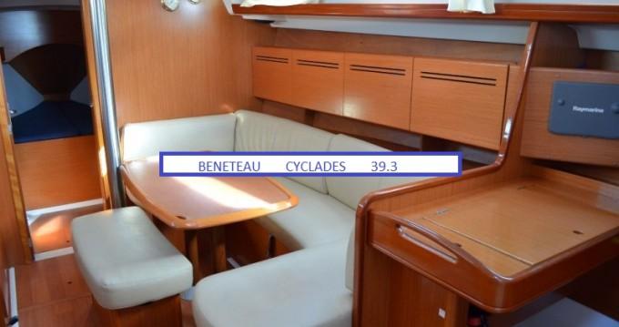 Location Voilier à Heraklion Municipality - Bénéteau Cyclades 39.3