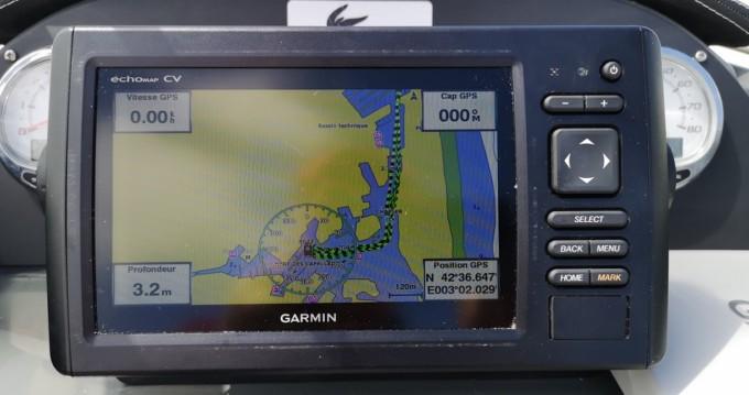 Location bateau Quicksilver Activ 595 Cruiser à Fos-sur-Mer sur Samboat