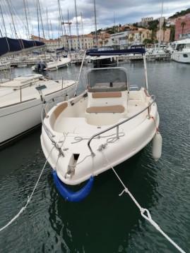 Rascala Open 650 entre particuliers et professionnel à Banyuls-sur-Mer