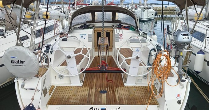 Location yacht à Biograd na Moru - Bavaria Cruiser 41S sur SamBoat