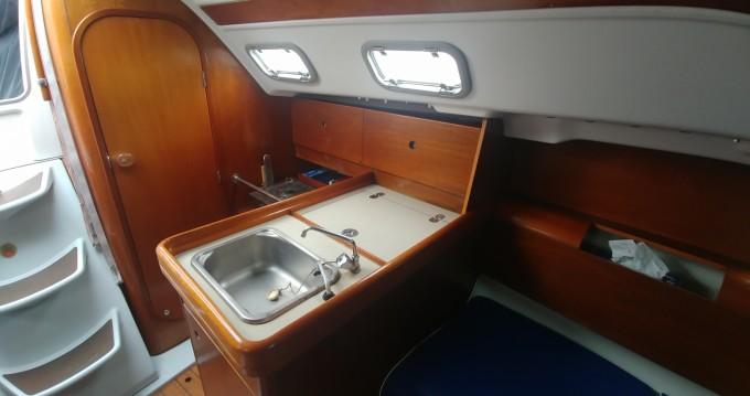 Louer Voilier avec ou sans skipper Bénéteau à Martigues