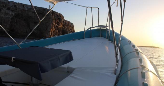 Location bateau ESTALEIROS DO NORTE,LDA. PB-800 à Fornells sur Samboat