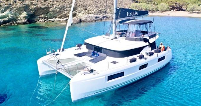 Location bateau Mykonos (Île) pas cher Lagoon 46