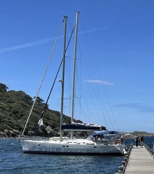 Louer Voilier avec ou sans skipper Bénéteau à Fréjus