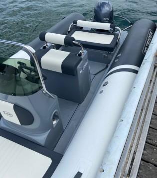 Location yacht à Le Canon - 3D Tender Lux 635 sur SamBoat