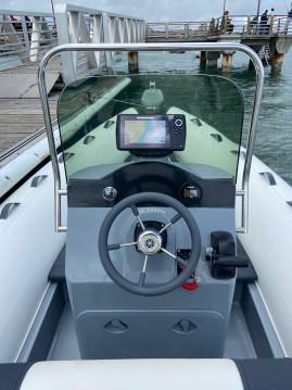 Location Semi-rigide à Le Canon - 3D Tender Lux 635