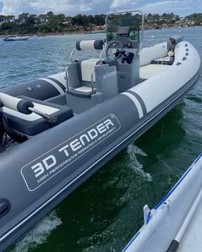3D Tender Lux 635 entre particuliers et professionnel à Le Canon