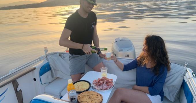 Location bateau Benalmádena pas cher Fisherman