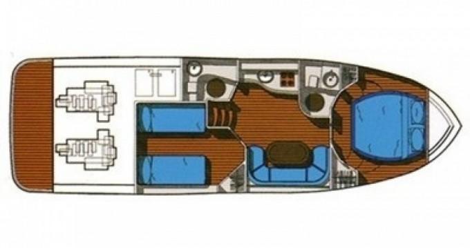 Location bateau Porto Pozzo pas cher Portofino 4300