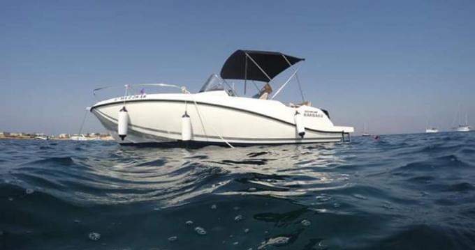 Location Bateau à moteur à Alicante - Quicksilver Activ 605 Open