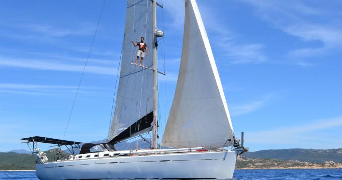 Location bateau Hyères pas cher First 47.7
